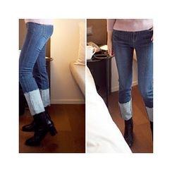 MASoeur - Plaid Mini Skirt