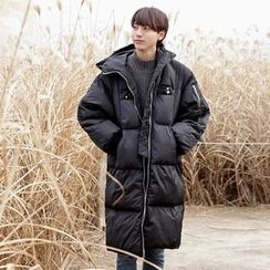 Seoul Homme - Duck-Down Padded Parka