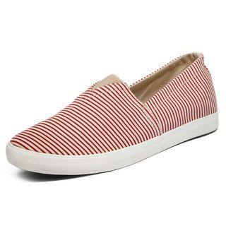 yeswalker - Striped Slip-Ons