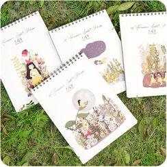 Eggshell Houseware - Printed Sketchbook (M)