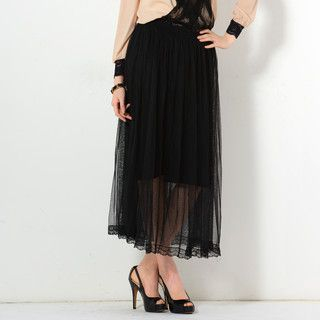 59 Seconds - Tulle Maxi Skirt