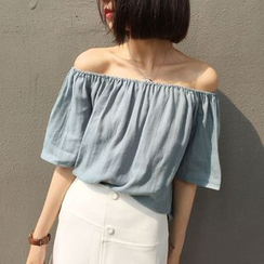 MATO - Off-Shoulder Top