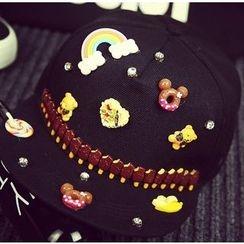 BYME - Embellished Baseball Cap