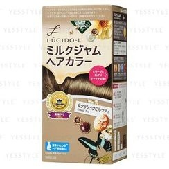 Mandom 漫丹 - Lucido-L Creamy Milk Hair Color (Classic Tea)