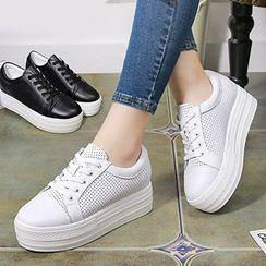 Ammie - Platform Sneakers