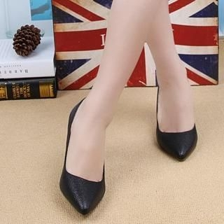 ZDJ Footwear - Pointy Pumps