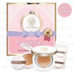 Miss Hana - Beauty Cushion Pact SPF 50+ PA+++ (Natural) (Limited Edition)