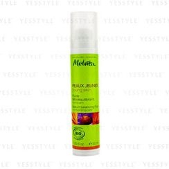 Melvita - Sebum Balancing Fluid - Moisturizing Care