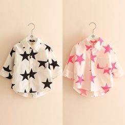 Seashells Kids - Kids Short-Sleeve Star Shirt