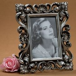 Retro Times - Metal Photo Frame