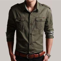Keerme - Long-Sleeve Shirt