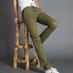 Alvicio - Straight-leg Pants