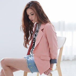 D.P-Shop - Single Button Blazer