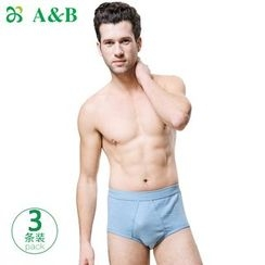 AnB - Set of 3: Boxers