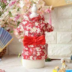 LASSIE - Dog Kimono Dress