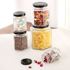 Homy Bazaar - Glass Food Container