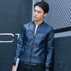 SOLER - Panel Zip Jacket