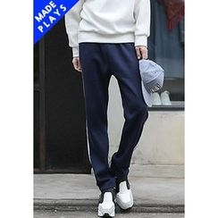 PLAYS - Fleece-Lined Sweat Pants