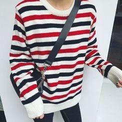Dute - Striped Sweater