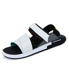 Gerbulan - Contrast Sandals