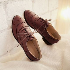 Pangmama - Brogue Oxfords