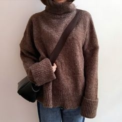 YUKISHU - Turtleneck Sweater