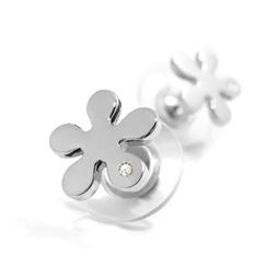 Kamsmak - Flower Stud Earrings