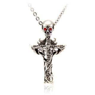 ANT TREE - Cross Necklace