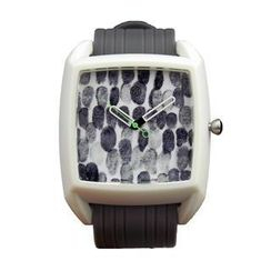 Moment Watches - BE PRESENT Time to make an imprint Strap Watch