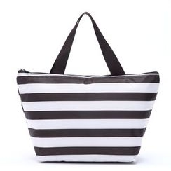 Aoba - Striped Lunch Bag