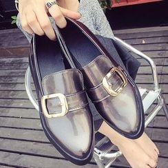 Shoeland - Platform Loafers