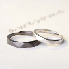 Goldion - Couple Matching Ring