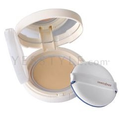 Innisfree - Mineral Melting Foundation SPF 32 PA++ (W3)