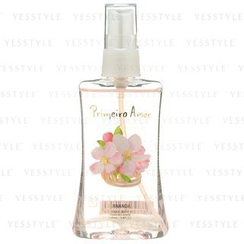 Fernanda - Fragrance Body Mist Primeiro Amor (Fruity Rose, Lilac, Fruity Cassis)