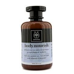 Apivita - Body Nourish Bath And Shower Gel (For Dry Skin)