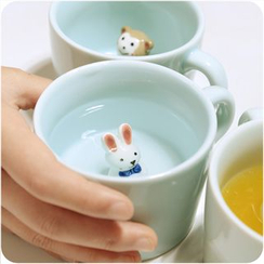 Good Living - Animal Mug