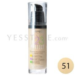 Bourjois - 123 Perfect Foundation SPF 10 (#51 Vanille Clair)