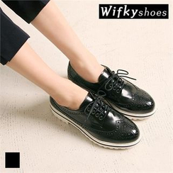Wifky - Wing-Tip Oxfords