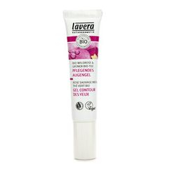 Lavera - Nourishing Eye Gel - Organic Wild Rose (For Dry Skin)