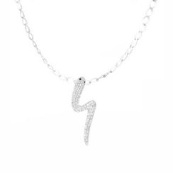 Glamagem - 12 Zodiac Collection - Zig-zag Snake With Bracelet
