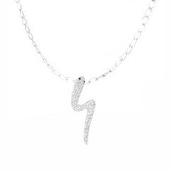 Glamagem - 12生肖动物吊饰 - 闪电蛇 - 连手链