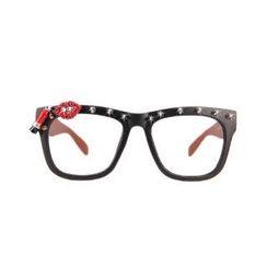 MIPENNA - 红唇魅力眼镜