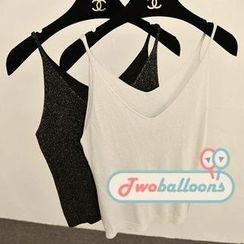 JVL - V-Neck Knit Camisole
