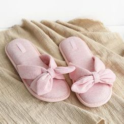 Cutie Bazaar - Bow Slippers