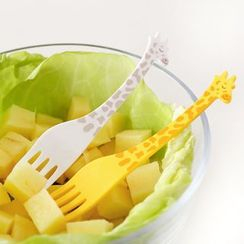 Lazy Corner - Giraffe Fruit Fork