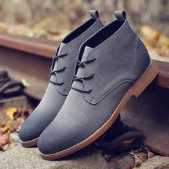 Shino - 系带恰克靴