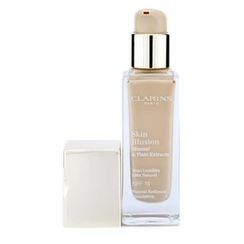 Clarins - Skin Illusion Natural Radiance Foundation SPF 10 - # 107 Beige 402671