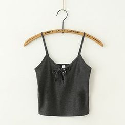Meimei - Ribbed Camisole Top