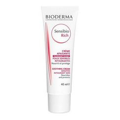 Bioderma - Sensibio Rich Cream (Red)