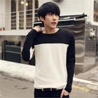 ABOKI - Color-Block Sweater